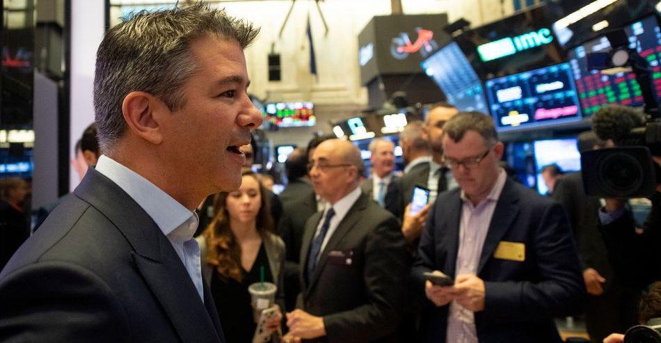 خداحافظی ۲.۵ میلیارد دلاری کوفاندر Uber
