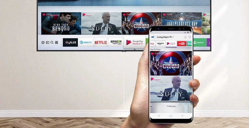قرنطینه و دورکاری با تلویزیونهای هوشمند سامسونگ