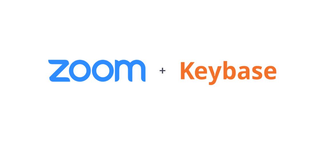 پلتفرم Keybase در Zoom ادغام شد