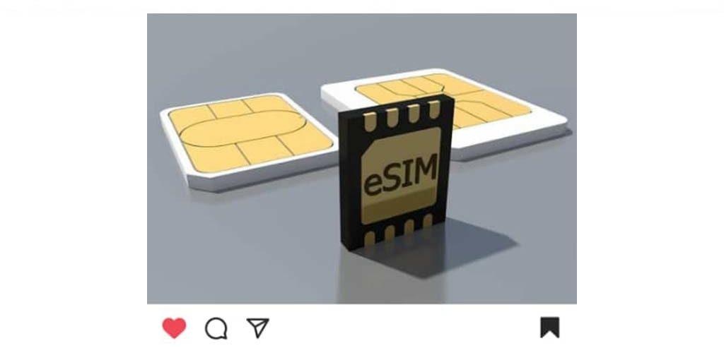 سرویس eSIM بهصورت آزمایشی در شبکه ایرانسل راهاندازی شد