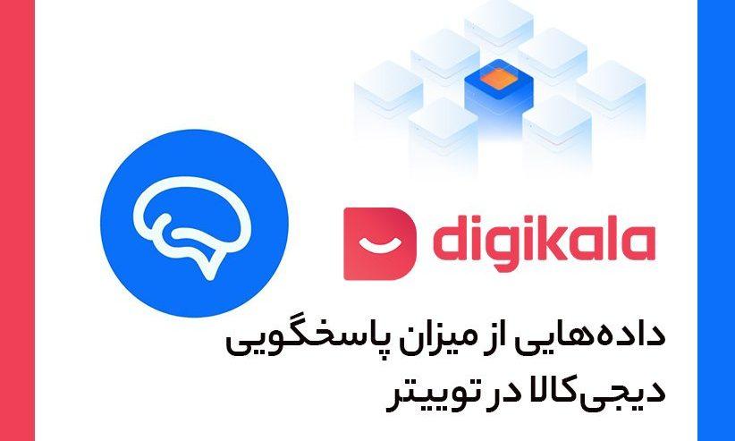 دیجیکالا پاسخگوترین برند ایرانی در توییتر اعلام شد