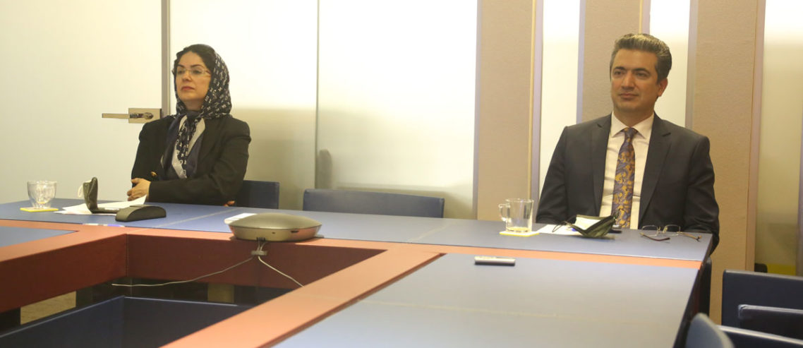 اولین نشست خبری گروه سرمایهگذاری «پرسال» برگزار شد