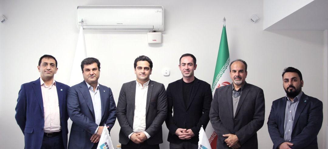 سرمایهگذاری مشترک شرکت شناسا و صندوق مالی توسعه تکنولوژی ایران در استارتآپ ویتریننت
